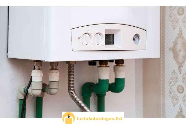 calefaccion gas