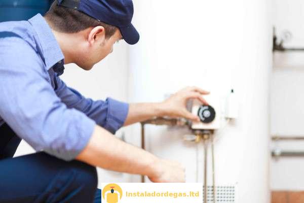 reparacion calderas gas